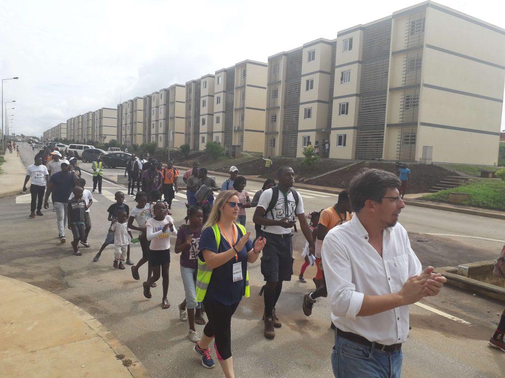 Caminhada Solidaria